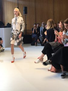 SS2018 collection of Antonia Goy