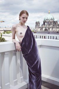 SS2018 collection of Dawid Tomaszewski by Heidi Rondak