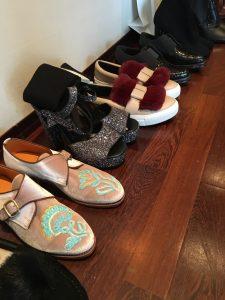 Shoes at Fashion Shooting