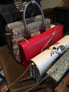 Bags at Fashion Shooting