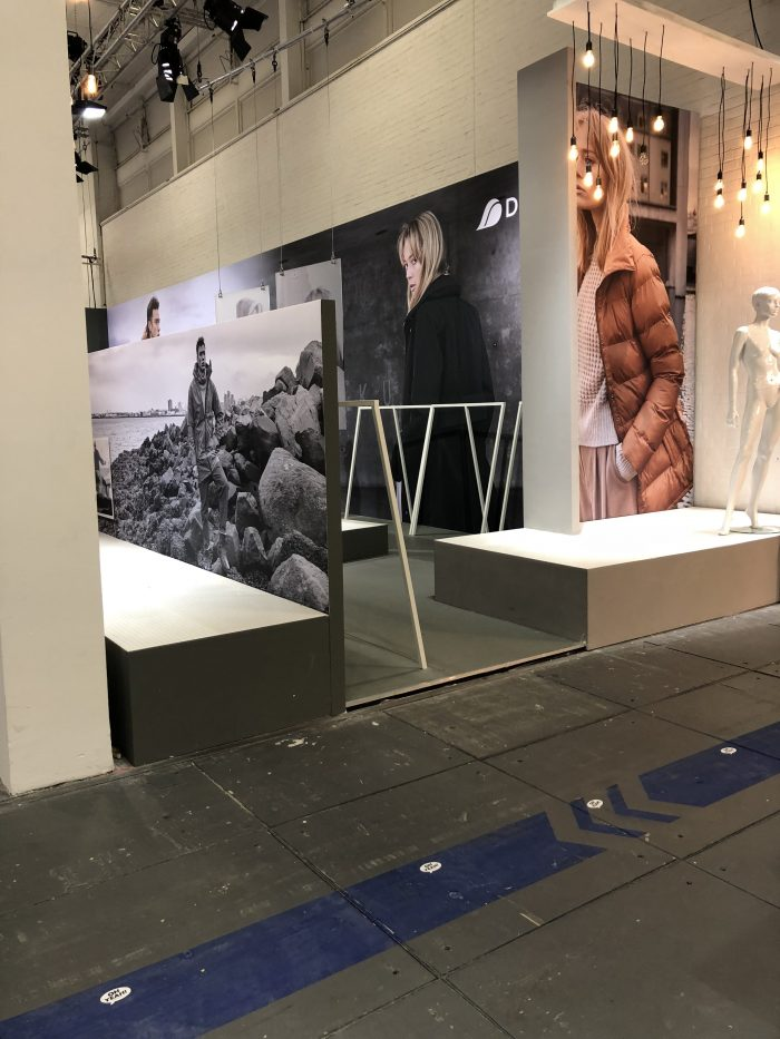 Fashion Week AW2018/19 Panorama fair