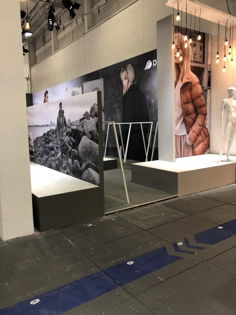 Fashion Week AW2018/19 Panorama fair