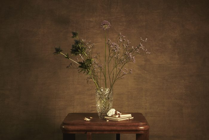 Still life composition by Heidi Rondak