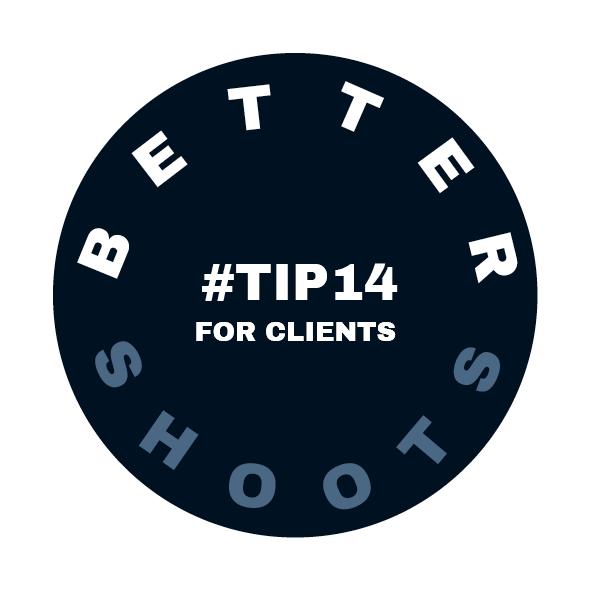 Tip 14 for Better Shoots by Heidi Rondak