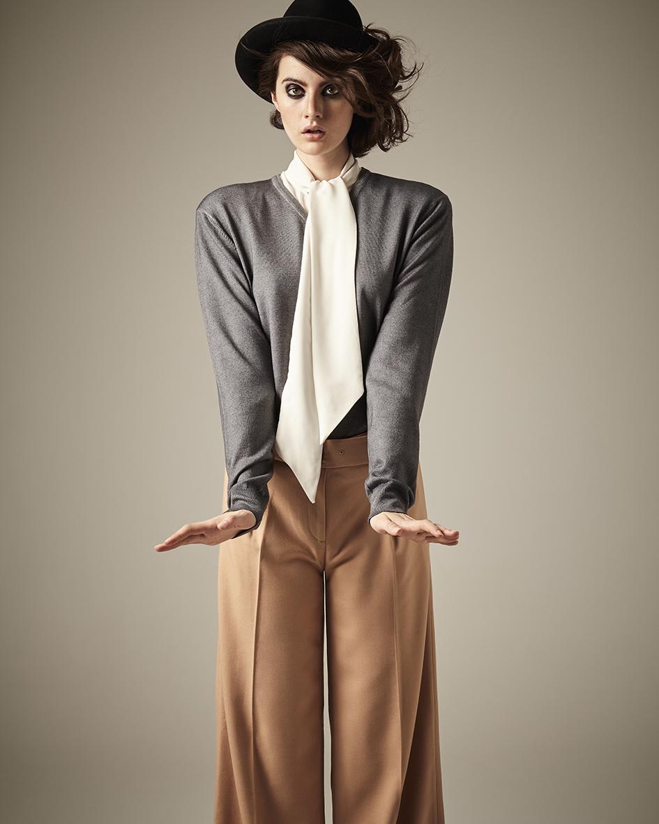 Fashion editorial with model Anastasia Jovanovic of Modelwerk by Heidi Rondak for Harper's Bazaar Vietnam