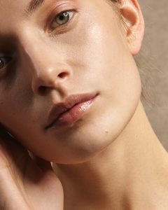 Beauty Work with model Ola of SPIN Models by Heidi Rondak